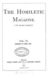 The Homiletic quarterly [afterw.] magazine