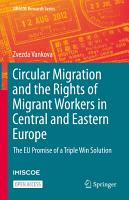 Circular Migration and the Rights of Migrant Workers in Central and Eastern Europe PDF