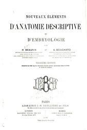Nouveaux éléments d'anatomie descriptive et d'embryologie