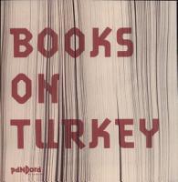 Books on Turkey PDF