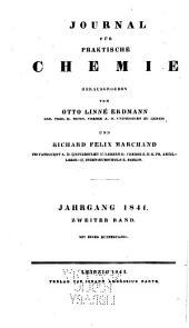 Journal für praktische Chemie: Band 23