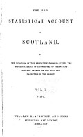 The New Statistical Account of Scotland  Perth PDF
