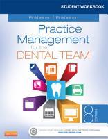 Student Workbook for Practice Management for the Dental Team PDF