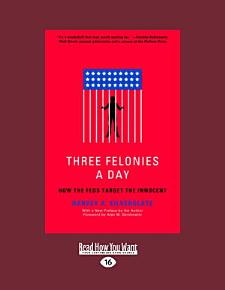 Three Felonies a Day PDF