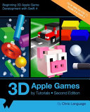 3D Apple Games by Tutorials Second Edition PDF