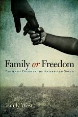 Family Or Freedom PDF