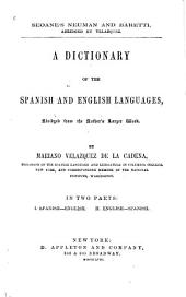 A Dictionary of the Spanish and English Languages: Abridged from the Author's Larger Work