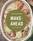 200 Make Ahead Recipes Book PDF