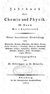 Journal für Chemie und Physik: Band 33