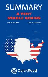 A Very Stable Genius By Philip Rucker And Carol Leonnig Book PDF