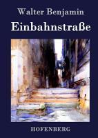 Einbahnstra  e PDF