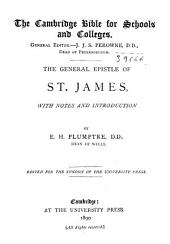 The General Epistle of St. James