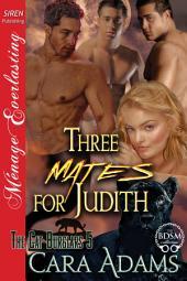 Three Mates for Judith [The Cat Burglars 5]