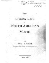 New Check List of North American Moths