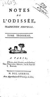 L'Odissee: Volume3