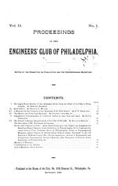 Engineers and Engineering: Volumes 1-2