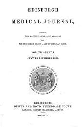 Edinburgh Medical Journal: Volume 11; Volume 14