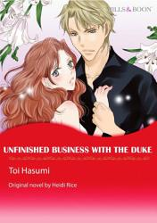 Unfinished Business With The Duke Book PDF