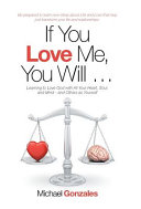If You Love Me  You Will     PDF
