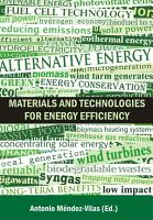 Materials and Technologies for Energy Efficiency PDF