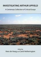 Investigating Arthur Upfield PDF