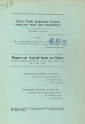 New York Supreme Court Appellate Term First Department
