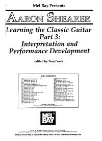 Music interpretation and performance PDF
