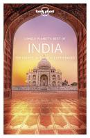 Lonely Planet Best of India PDF