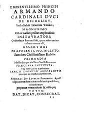 De mysticis Galliae Scriptoribus... selectae dissertationes
