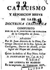 Catecismo y exposicion breve de la doctrina cristiana