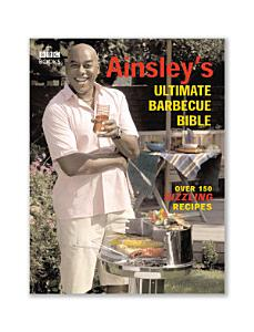 Ainsley s Ultimate Barbecue Bible Book