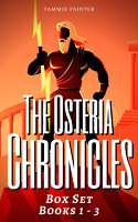 The Osteria Chronicles Box Set  Books 1 3  PDF