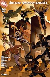 Justice Society of America (2006-) #54
