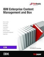 IBM Enterprise Content Management and Box
