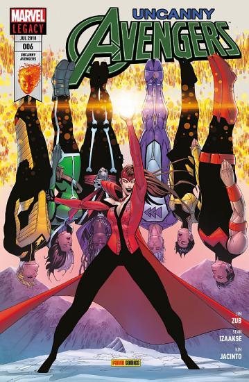 Uncanny Avengers 6   Hexenjagd PDF