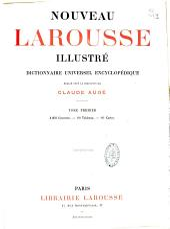 Nouveau Larousse illustré: dictionnaire universel encyclopédique, avec un volume de supplément et complément, Volume7