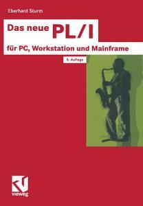 Das neue PL I PDF