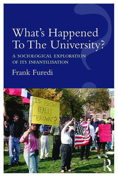 Download What   s Happened To The University  Book