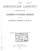 The American Lancet: Volume 15