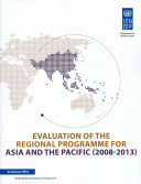 Evaluation of the Regional Programme for Asia and the Pacific PDF