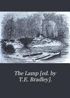 The Lamp  ed  by T E  Bradley   PDF