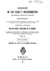 Coleccion de los viajes y descubrimientos que hicieron por mar los Espagnoles desde fines del siglo XV
