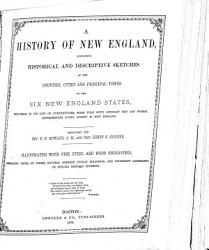 A History of New England PDF