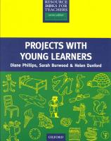 Projects with Young Learners PDF