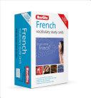 Berlitz Vocabulary Study Cards French Language Flash Cards