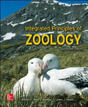 Bound for Integrated Principles of Zoology PDF