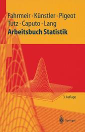 Arbeitsbuch Statistik: Ausgabe 3