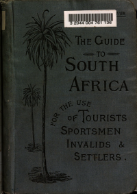 The Year Book and Guide to Southern Africa PDF