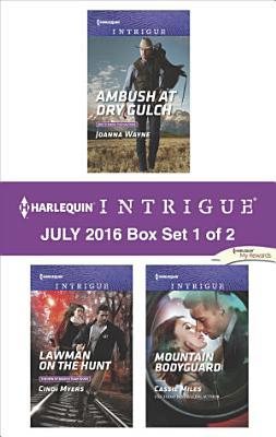 Harlequin Intrigue July 2016   Box Set 1 of 2