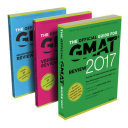 The Official Guide to the GMAT Review 2017 Bundle   Question Bank   Video Book